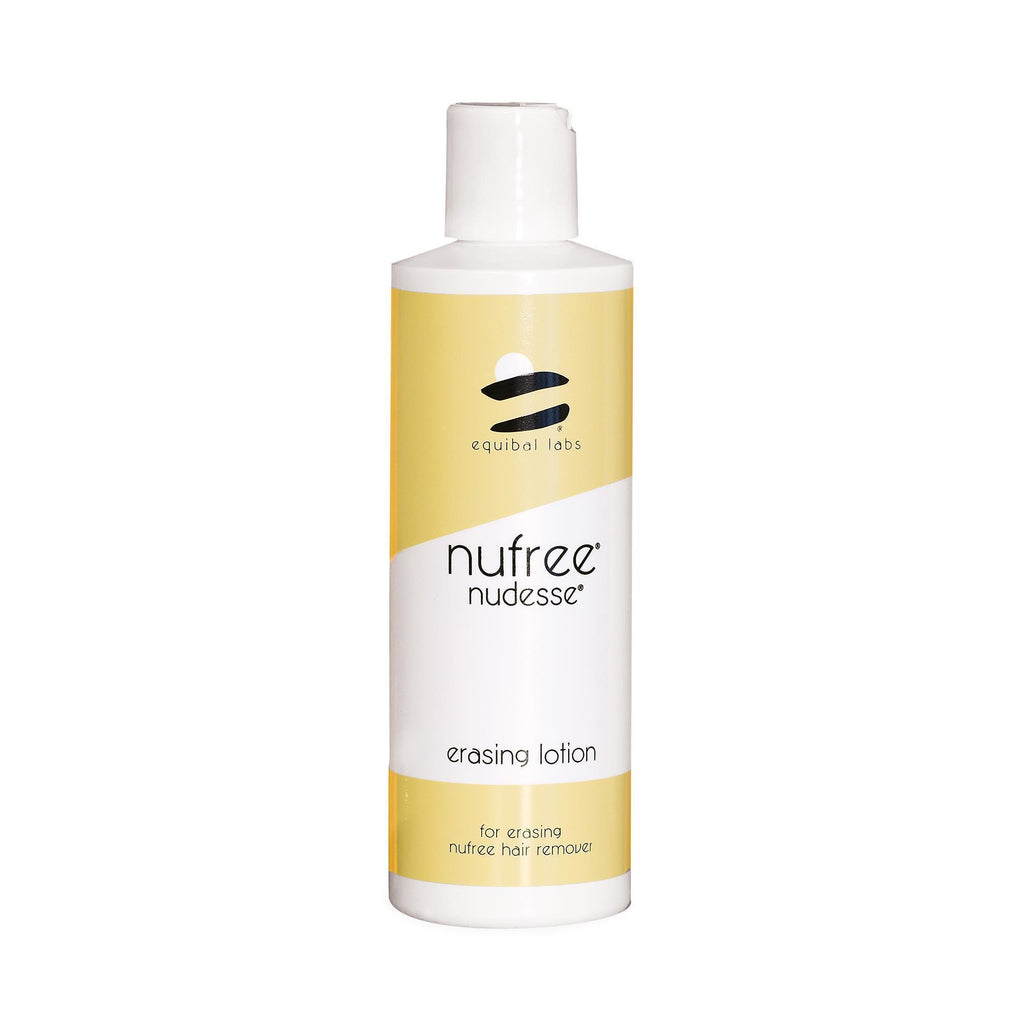 Post-Waxing Cleansers Nufree Erasing Lotion / 8oz