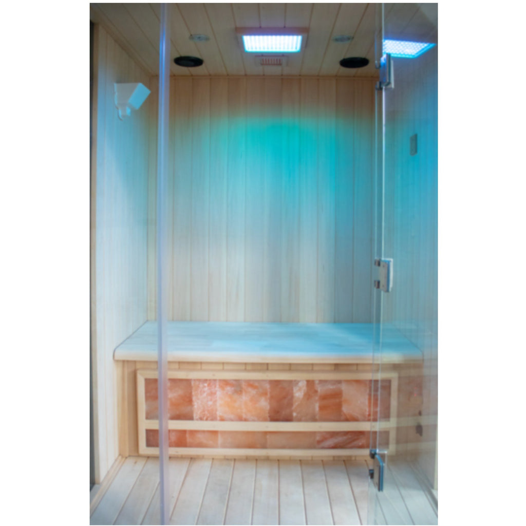 Salt Room HaloSTAR Halotherapy Booth, Small
