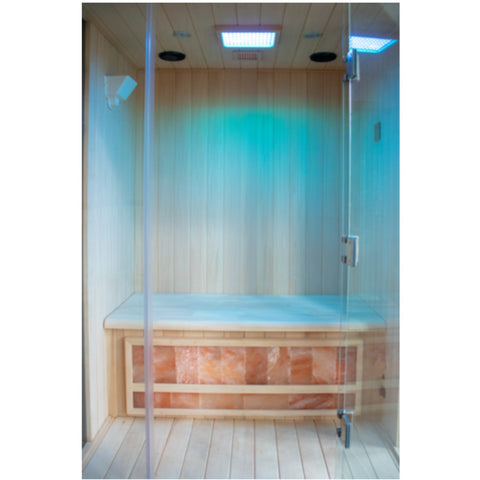 Image of Salt Room HaloSTAR Halotherapy Booth, Small