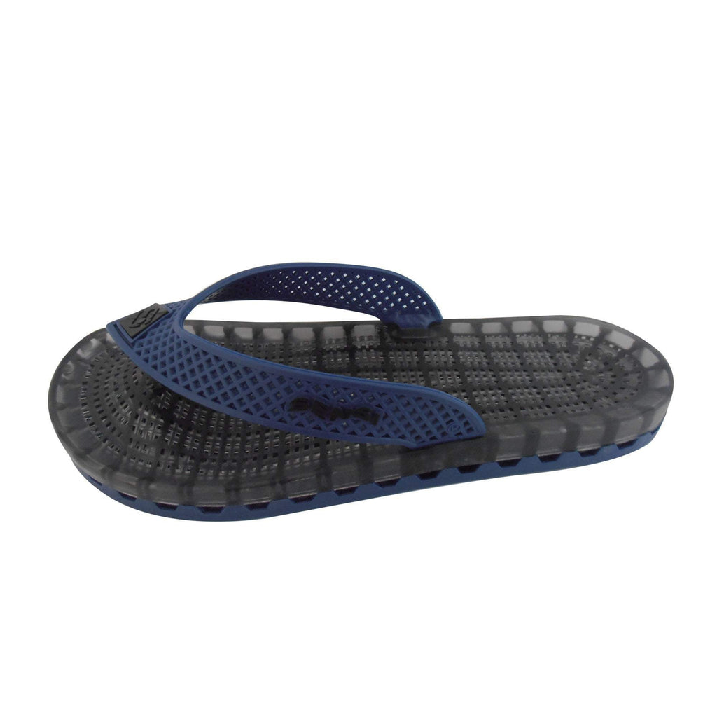 Sandals & Slippers 10 / Navy Sensi Sandals, Wave London