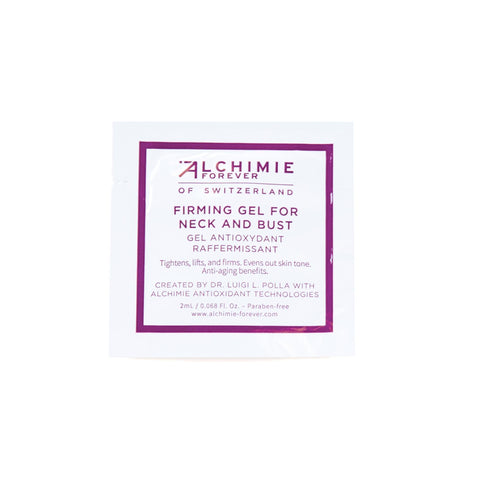 Serums, Gels & Ampoules Sample Alchimie Forever Firming Gel for Neck and Bust