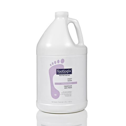 Image of Soaks & Cleansers 1gal Footlogix Foot Soak Concentrate