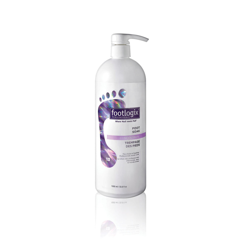 Soaks & Cleansers 33.8oz Footlogix Foot Soak Concentrate
