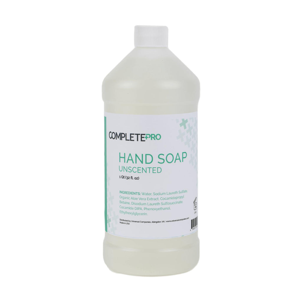 Soaps, Sanitizers & Alcohol Complete Pro Unscented Hand Soap