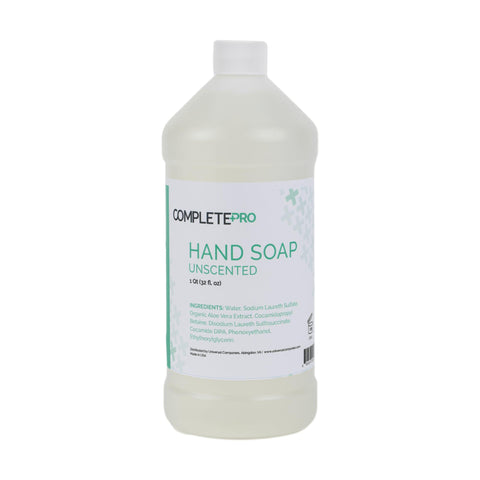 Image of Soaps, Sanitizers & Alcohol Complete Pro Unscented Hand Soap