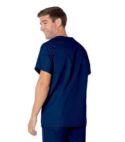Image of Men's 5 Pocket Scrub Top, TALL, by Landau
