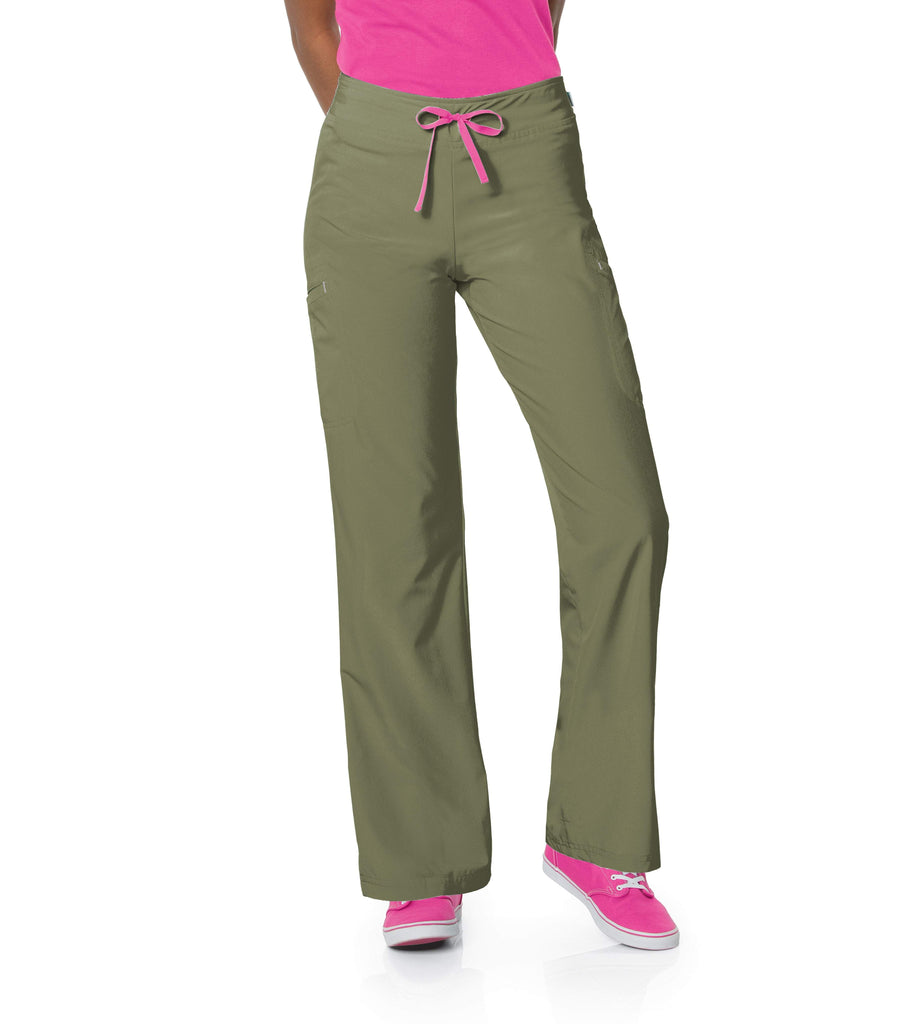 Women's AMP Cargo Elastic Pant, TALL, Large to XLarge, by Smitten
