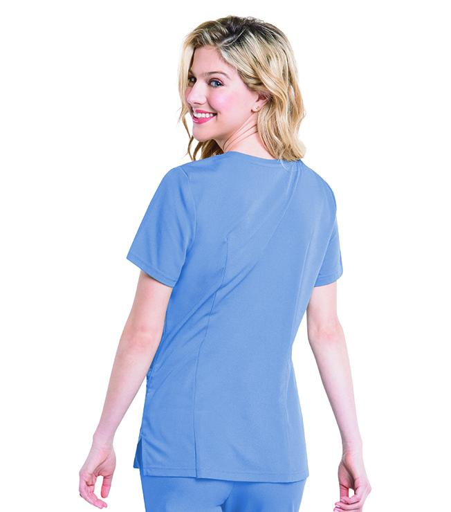 "Women's ""Chelsea"" V-Neck Tunic Top, XXL to 5XL, by Urbane"