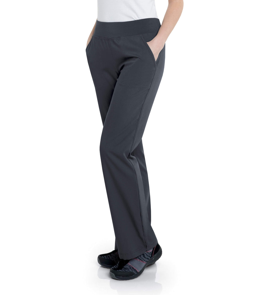 "Women's ""Michelle"" Yoga Flare Leg Pant, PETITE, XSmall to XLarge,  by Urbane"
