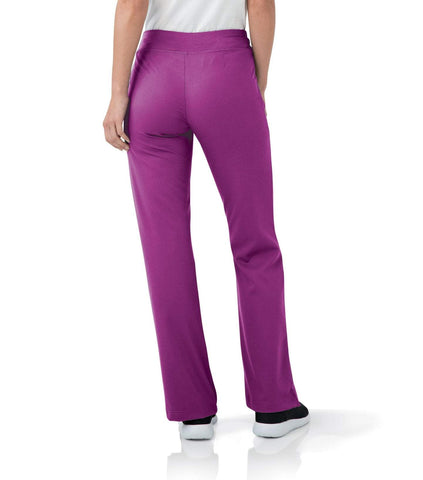 "Image of Women's ""Michelle"" Yoga Flare Leg Pant, PETITE, XSmall to XLarge,  by Urbane"