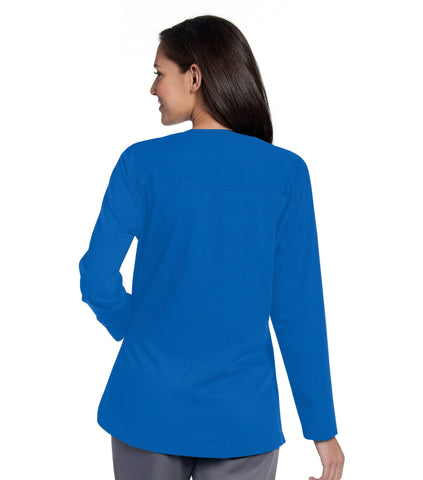"Image of Women's ""Aubrey"" Front Button Jacket by Urbane"
