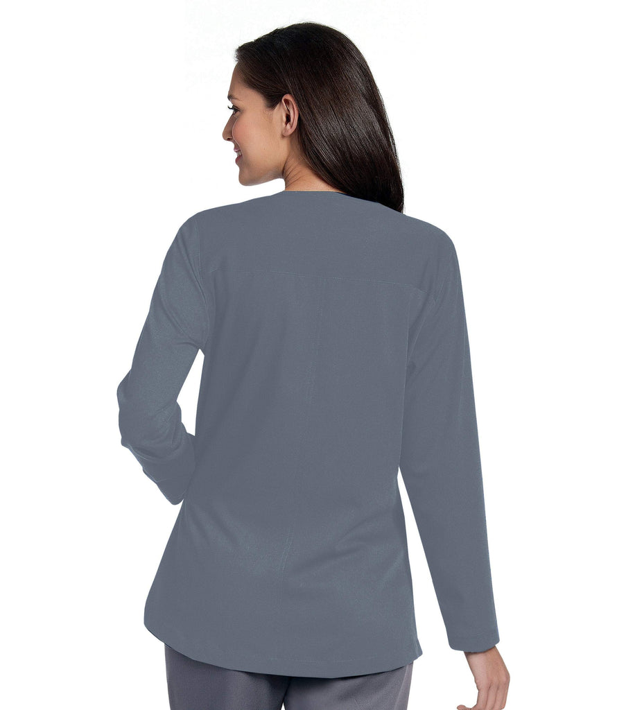 "Women's ""Aubrey"" Front Button Jacket by Urbane"