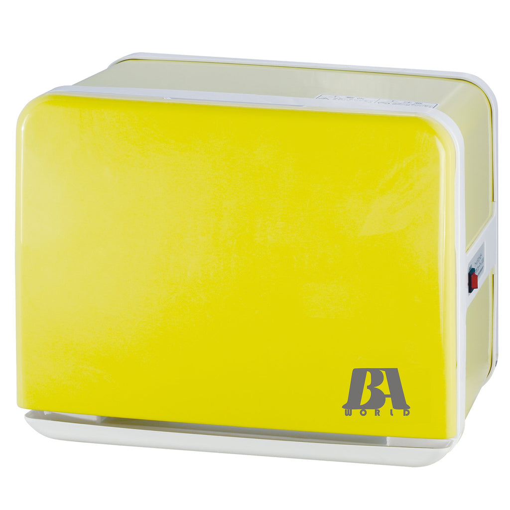 Small Towel Warmer with UV / Yellow