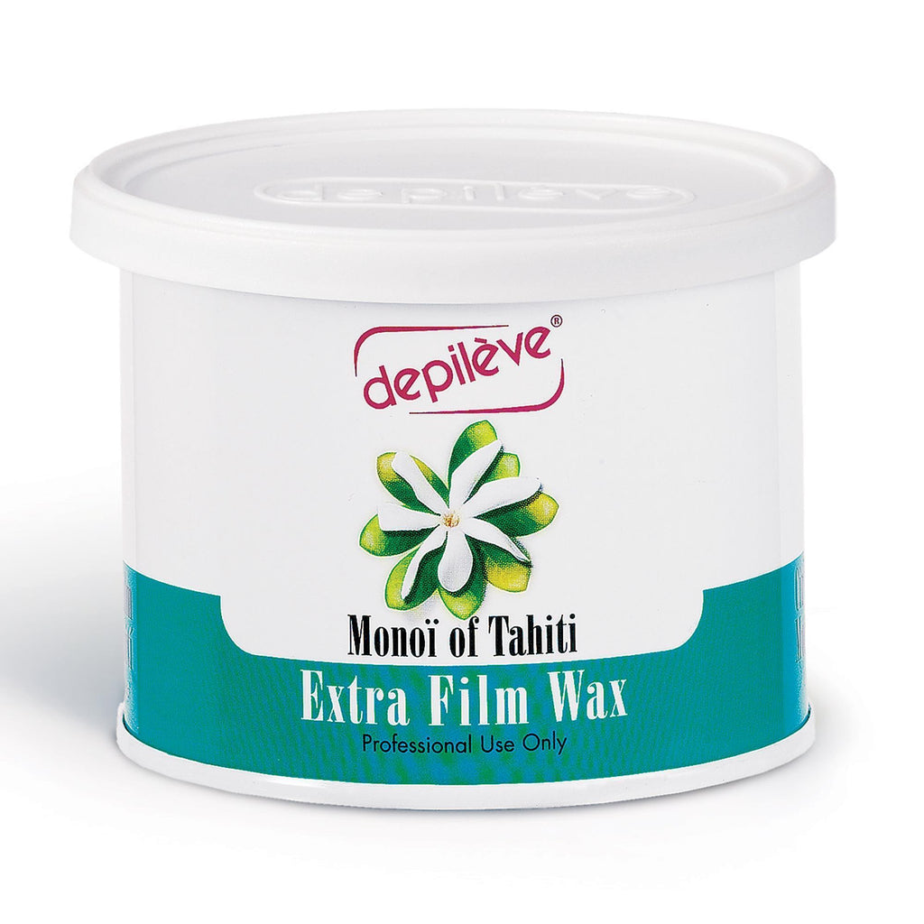 Stripless Wax Depileve Wax / Monoi of Tahiti Extra Film / 14oz