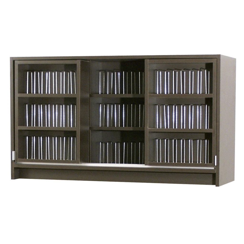 Styling Stations & Storage Sol Belvedere Color Wave Wall Storage Center