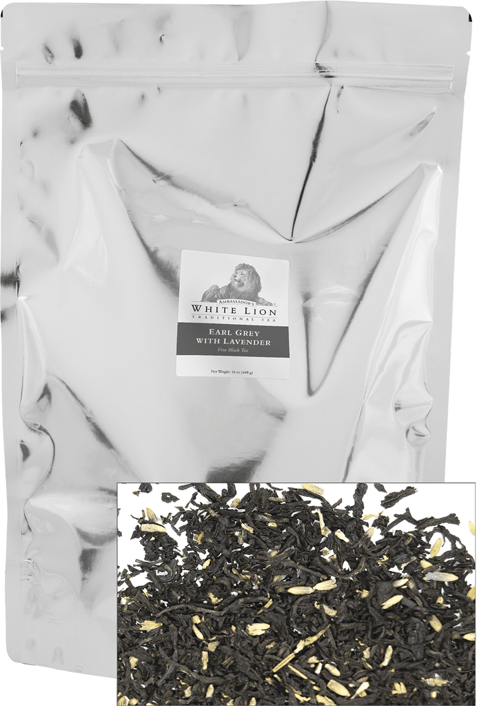 White Lion Tea, Earl Grey Lavender
