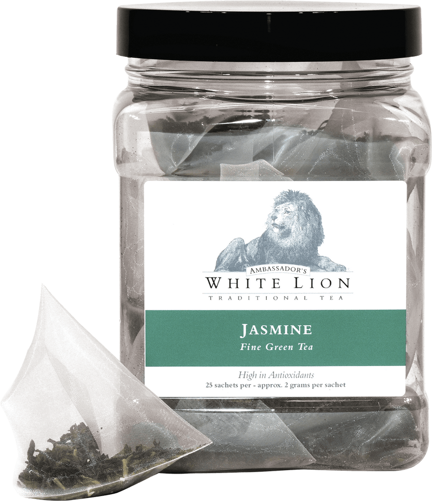 White Lion Tea, Organic Jasmine
