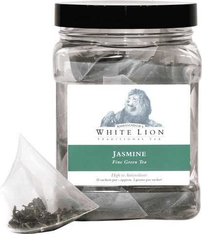 Image of White Lion Tea, Organic Jasmine