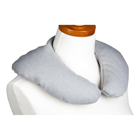 Image of Kozi Soothing Neck Wrap, Grey Heather