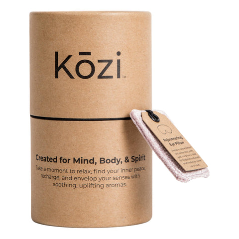 Image of Kozi Rejuvenating Eye Pillow, Blush