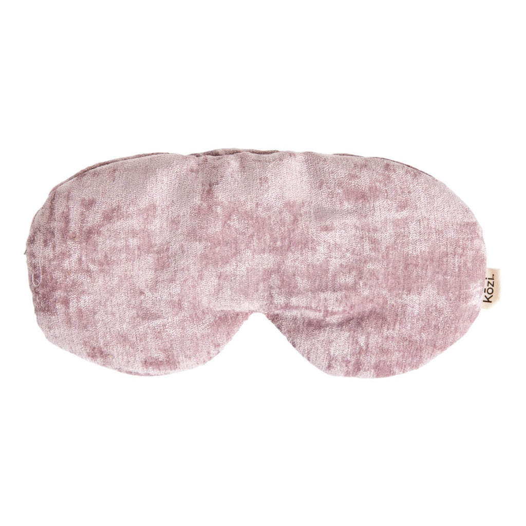 Kozi Rejuvenating Eye Pillow, Blush