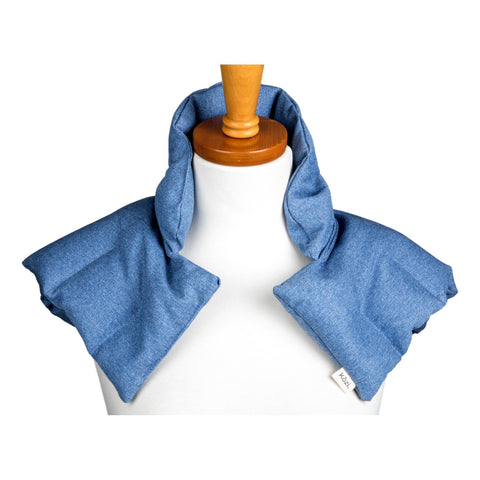 Image of Kozi Comforting Shoulder Wrap, Chambray
