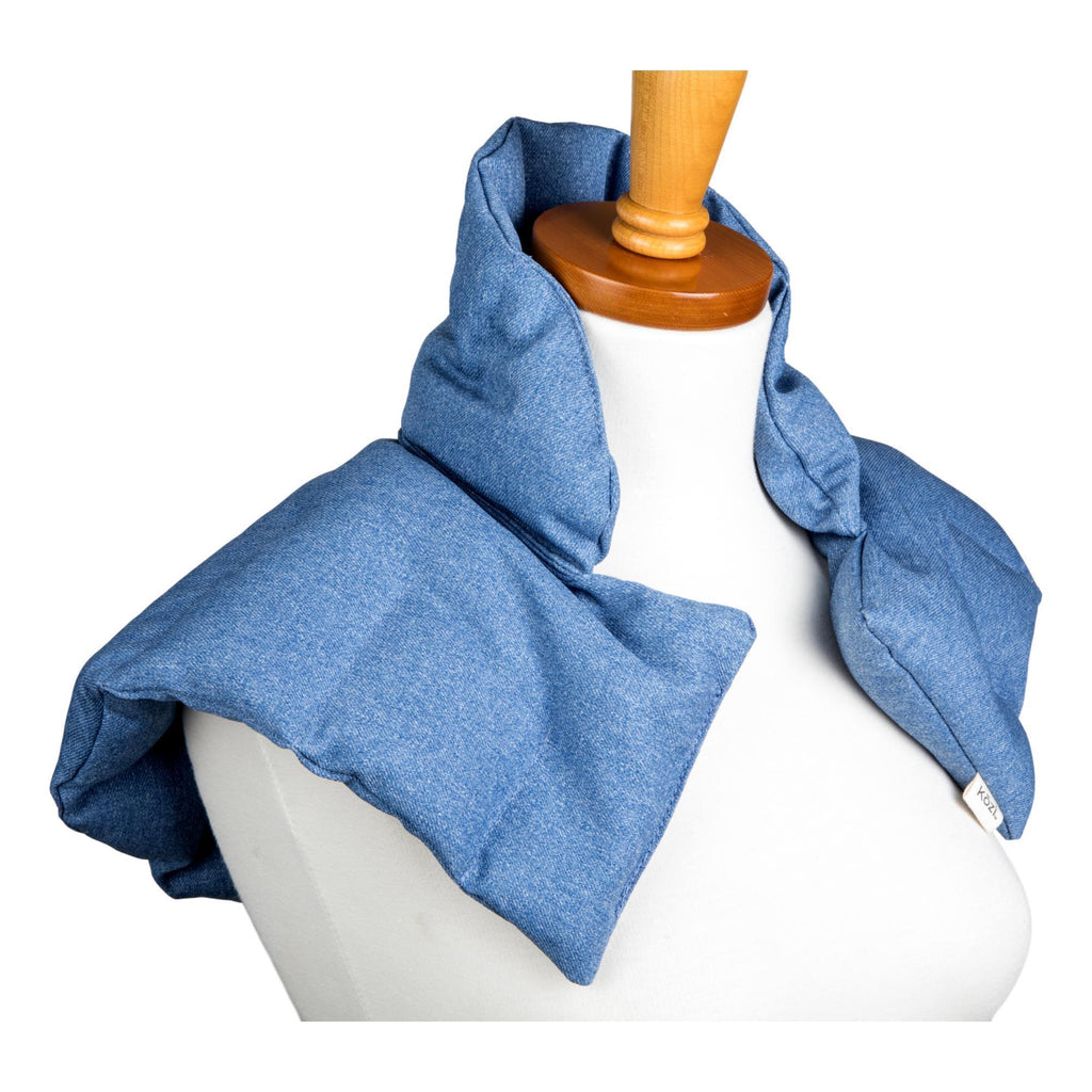 Kozi Comforting Shoulder Wrap, Chambray
