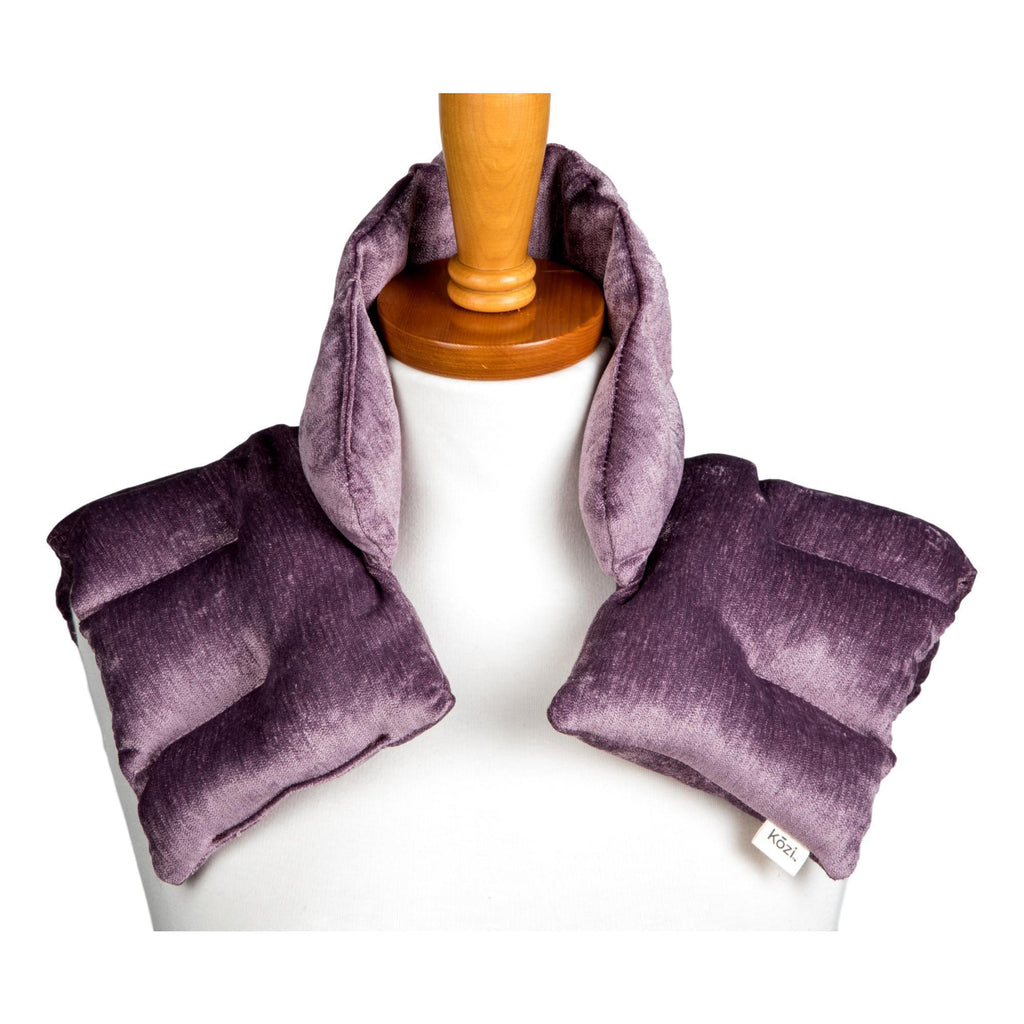 Kozi Comforting Shoulder Wrap, Amethyst