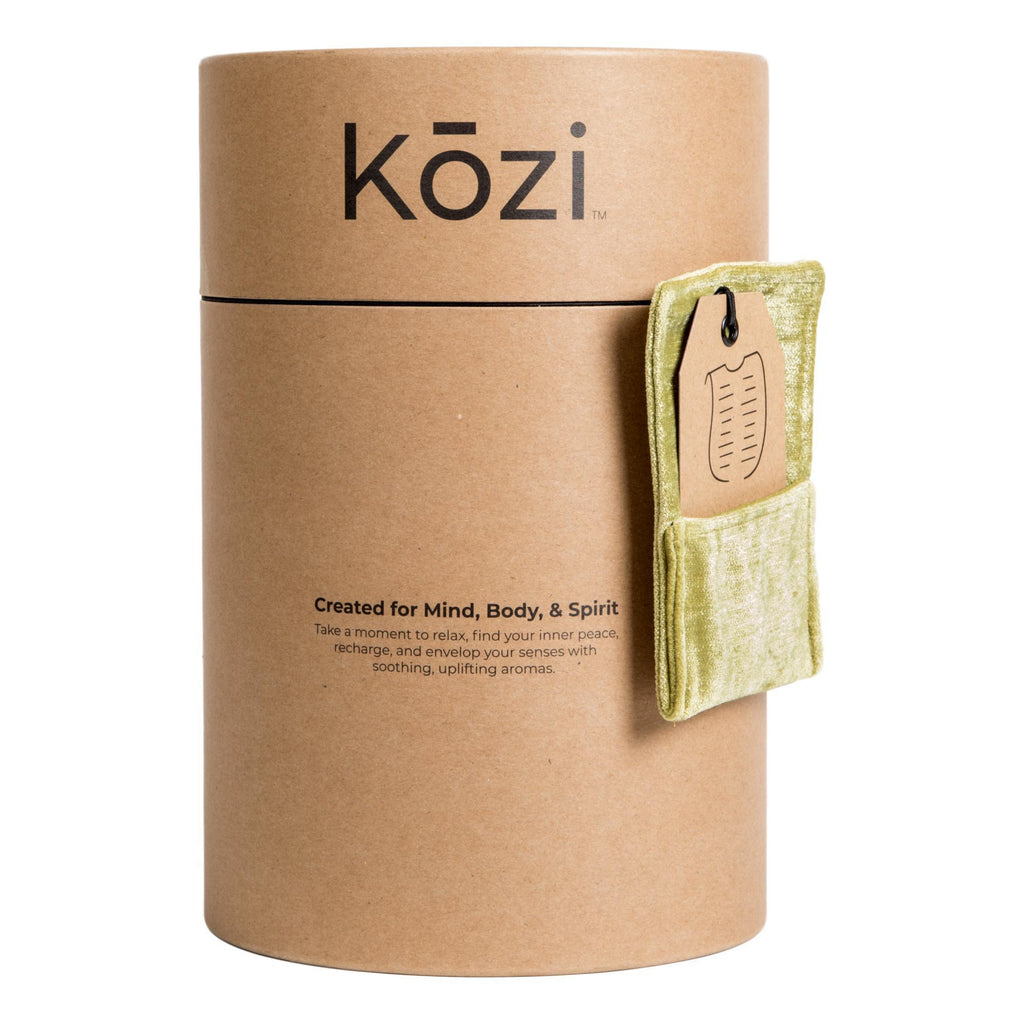 Kozi Revitalizing Back Wrap, Pear