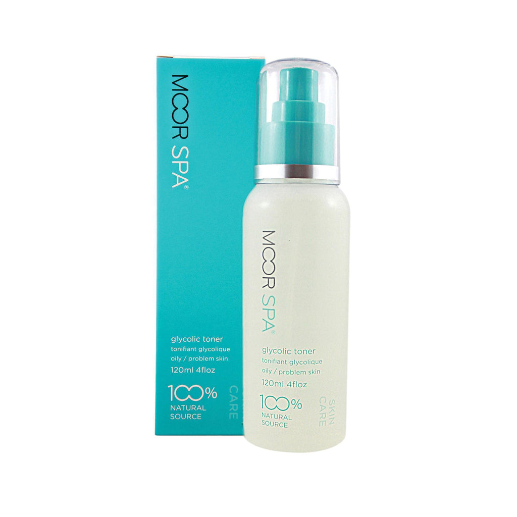 Toners, Waters & Sprays 4.0 floz Moor Spa Glycolic Toner