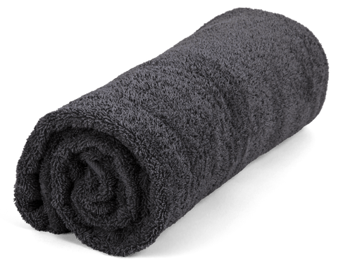 "Image of Towels Sposh Luxury Terry Bath Towel, 55"" x 30"", 600 GSM"