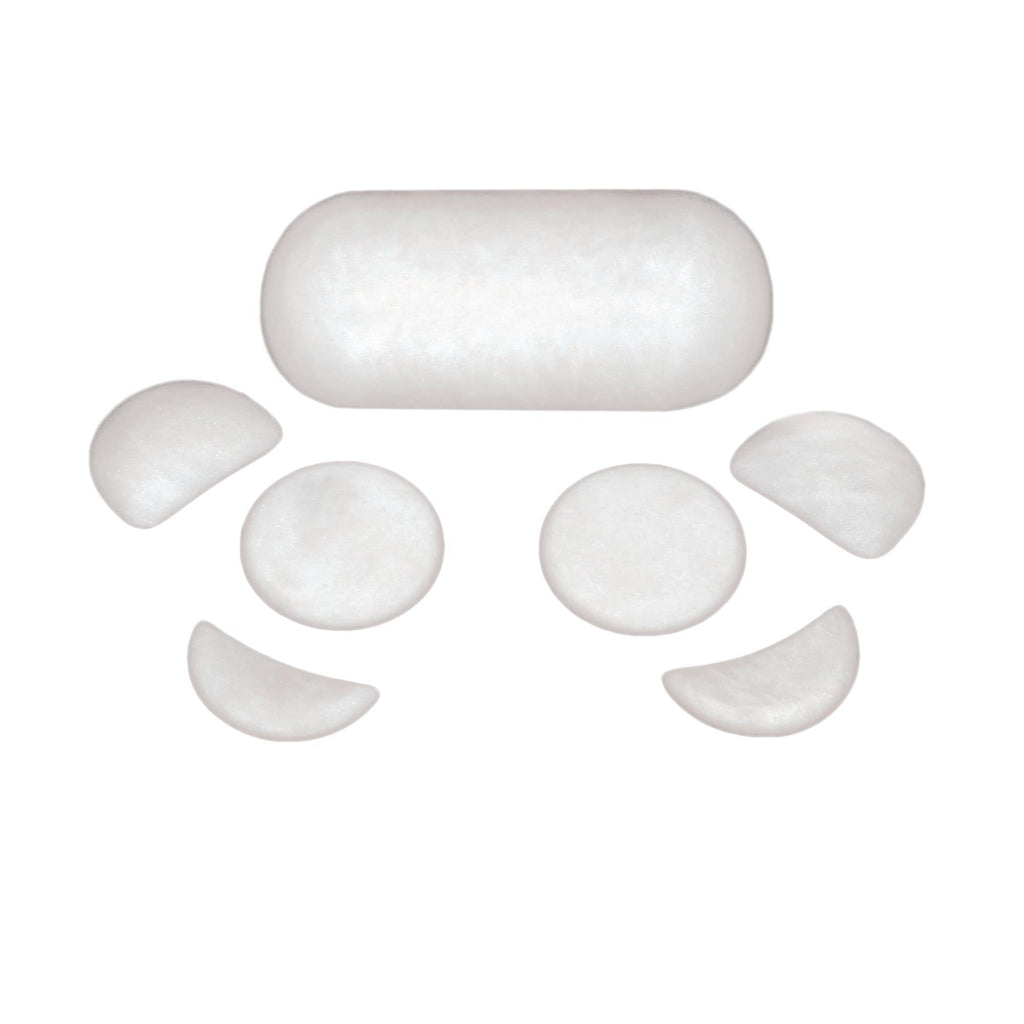 Treatment Stones & Salt Stones Theratools Marble Facial Starter Set / 7pc