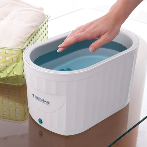 Image of Treatment Warmers & Towel Cabi Therabath Paraffin Spa with PeachE Paraffin / 6lbs