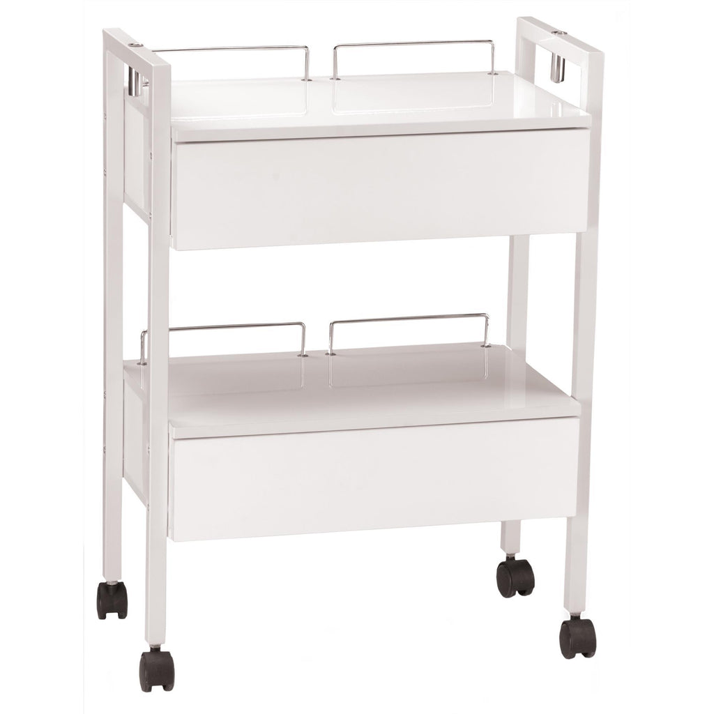 Trolleys & Carts Equipment Cart w/Drawers