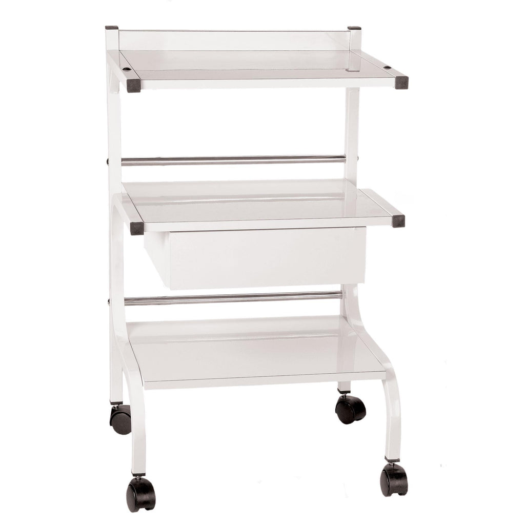 Trolleys & Carts Paragon Equipment Trolley w/Drawer