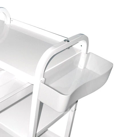 Image of Trolleys & Carts Silhouet-tone Individual Side Shelf for ML100