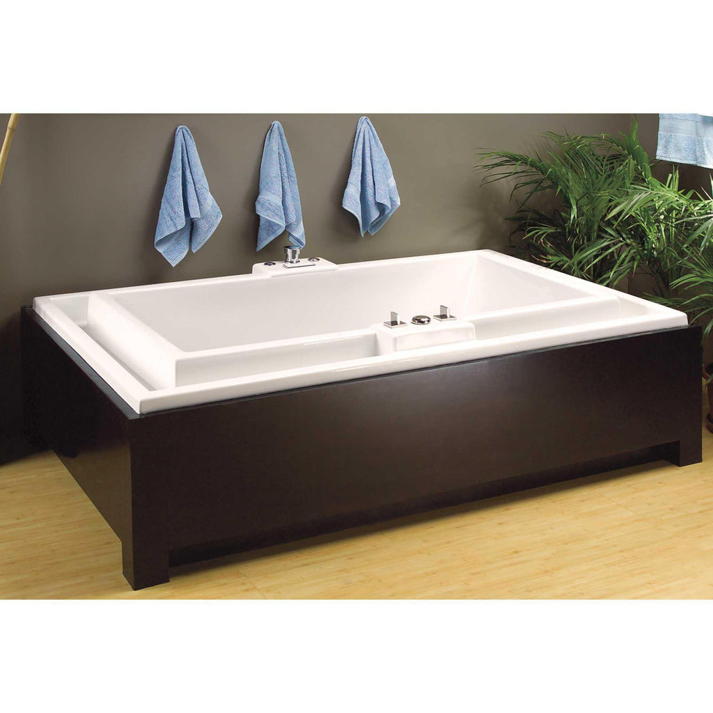 Tubs, Soakers & Capsules MTI Baths Caribe System Aria Hydrotherapy Tub
