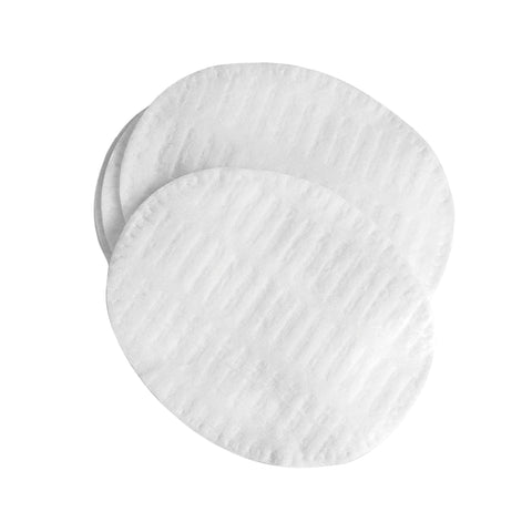 "Image of Wipes, Pads & Rounds Intrinsics 100% Cotton 3"" Ovals 50pcs"