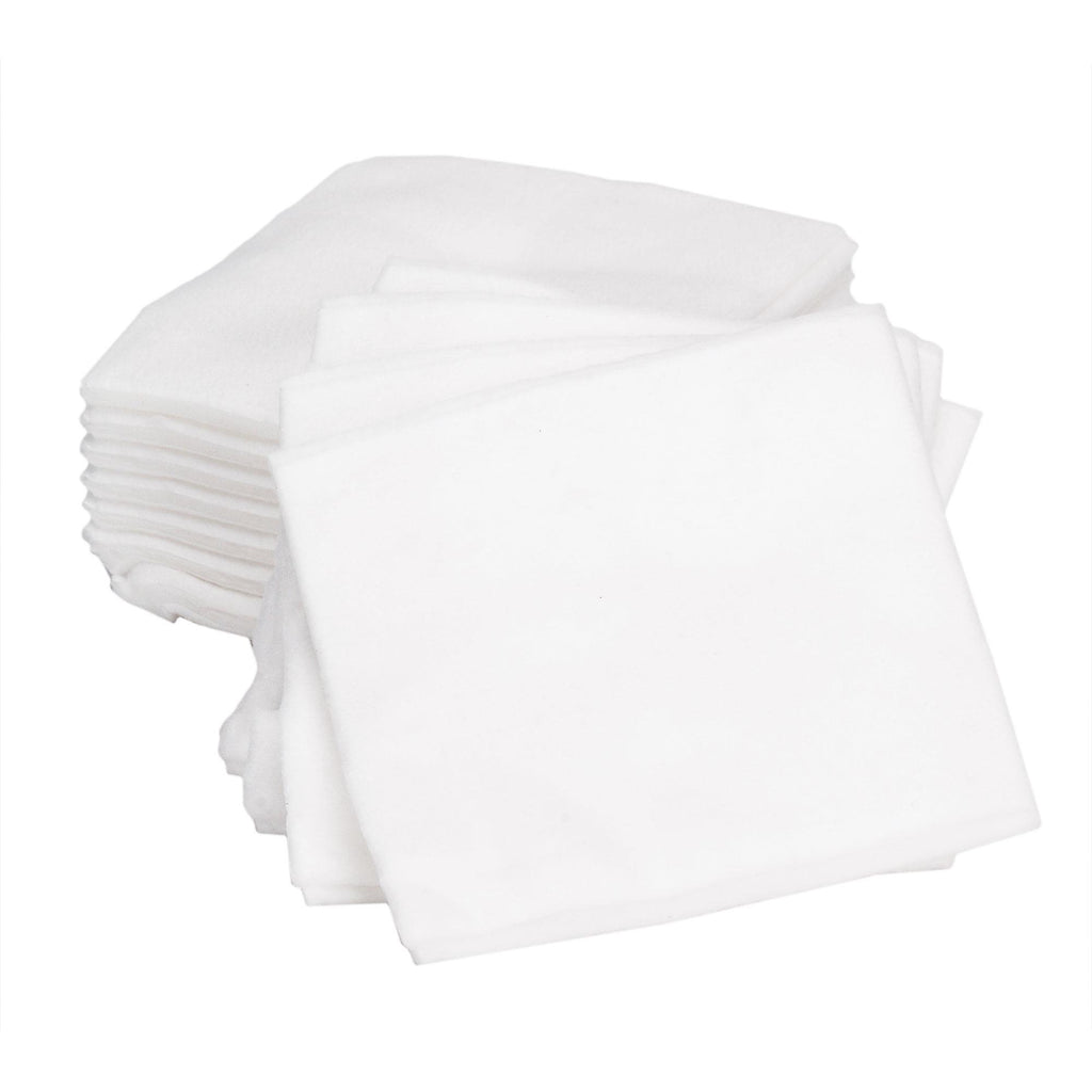 "Wipes, Pads & Rounds Webril 4"" x 4"" Cotton Pads / 100pc"