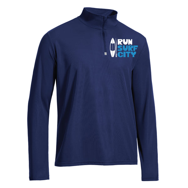 Surf City Marathon 2020 1/4 Zip