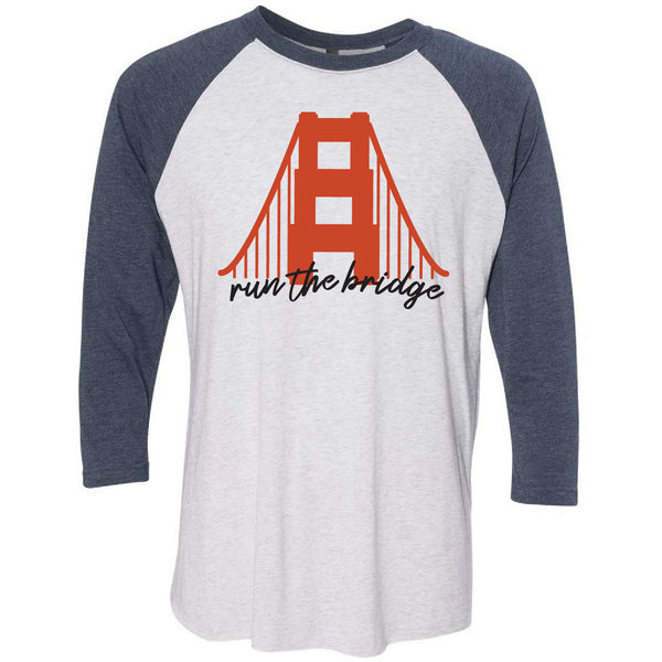 Golden Gate Half Marathon: Baseball Tee