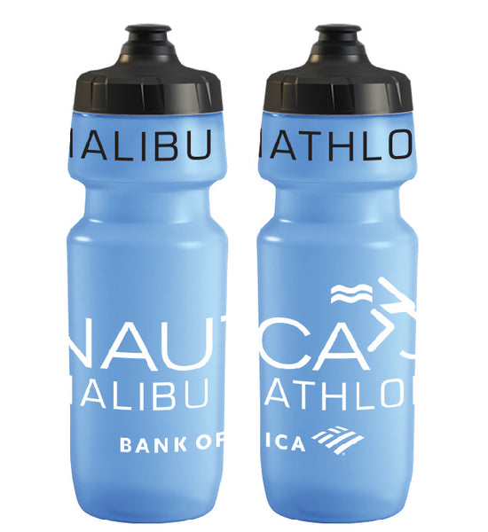 Nautica Malibu Triathlon Set of (2) 24oz Water Bottles