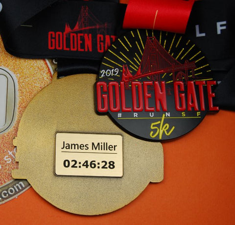 Golden Gate Half Marathon and 5K iTAB