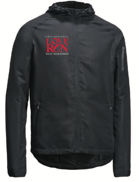 Weatherproof Full Zip: Philadelphia Love Run