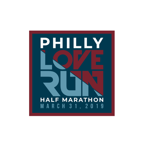 Philadelphia Love Run 2019 Official Patch