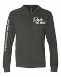 Golden Gate Half Marathon: Run the Bridge Zip Hoodie