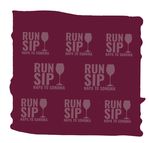 Run. Sip. Napa to Sonoma Gaiter