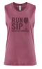 Run.Sip. Napa to Sonoma Tank