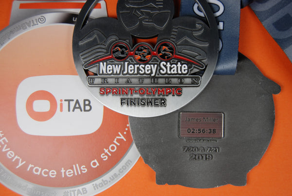 New Jersey State Triathlon 2019 iTAB