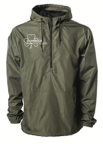 Shamrock Run Portland Windbreaker